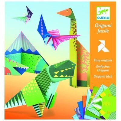 Origami - Dinosaurier - Djeco