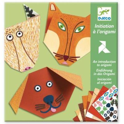 Origami - djur - Djeco