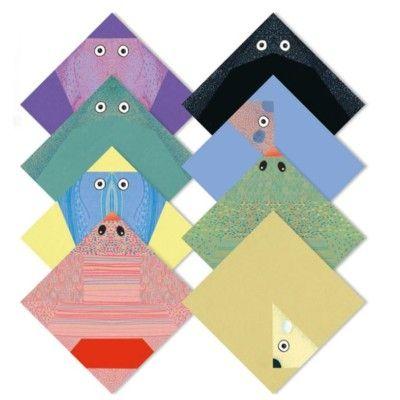 Origami - polardjur - Djeco