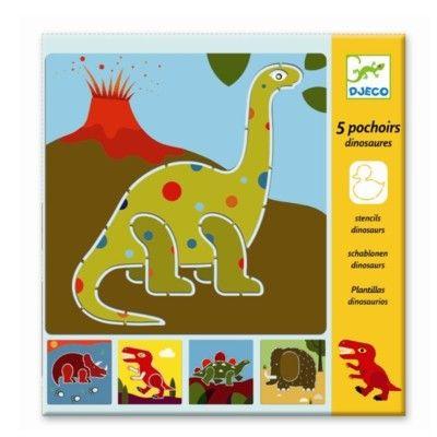 Ritschabloner - dinosaurier - Djeco