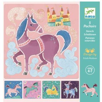 Ritschabloner - Horses - Djeco