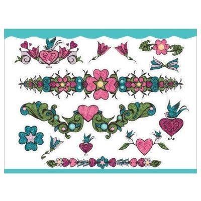 Tatueringar - Flowers