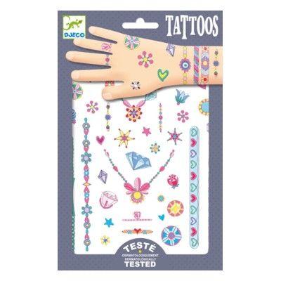 Tatueringar - Jennys smycken - Djeco