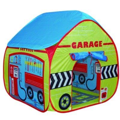 Lektält - pop-up-modell garage