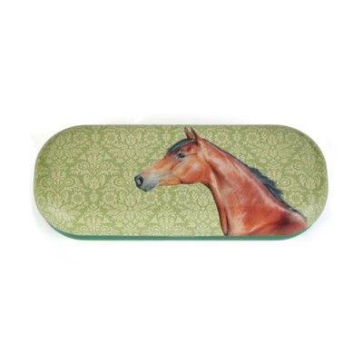 Glasögonfodral - häst - Catseye