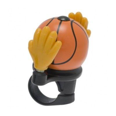 Ringklocka till cykel - basketboll - Liix