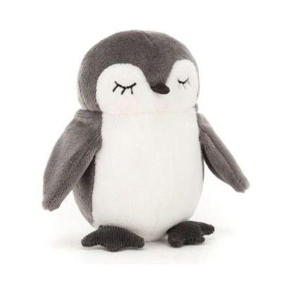 Minikin Penguin - gosedjur Pingvin - 12 cm - Jellycat