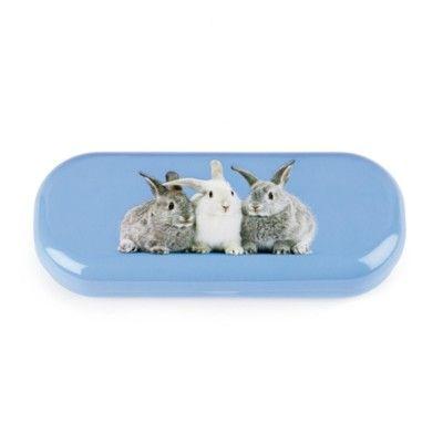 Glasögonfodral - kaniner- Catseye
