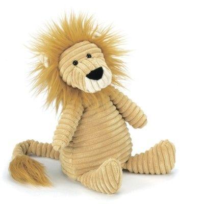 Lejon - gosedjur, manchester - 38 cm - Jellycat
