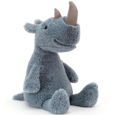 Noshörning - Rumpa Rhino - gosedjur - 30 cm - Jellycat
