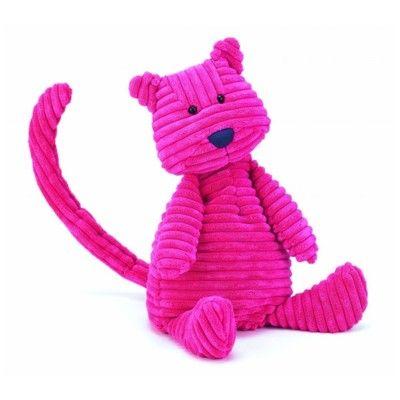 Katt - gosedjur, manchester - 25 cm - Jellycat