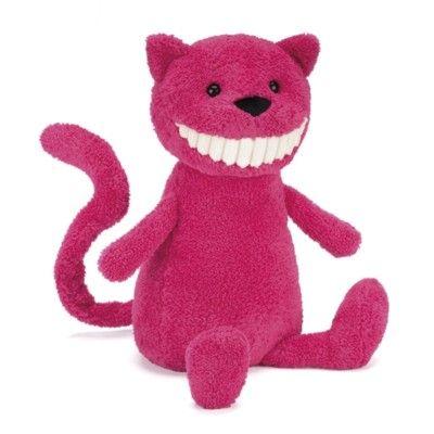 Toothy Cat - gosedjur - 35 cm - Jellycat
