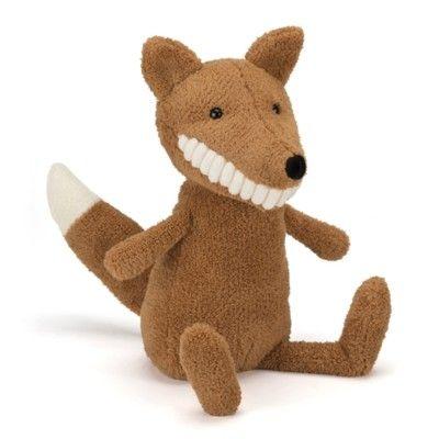 Toothy Fox - gosedjur - 40 cm - Jellycat