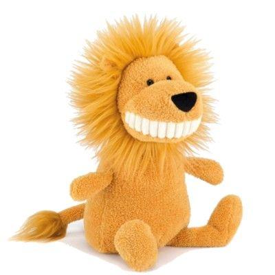 Toothy Lion - gosedjur - 40 cm - Jellycat