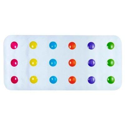 Badkarsmatta - dandy dots