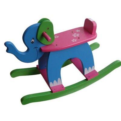 Gungdjur - elefant