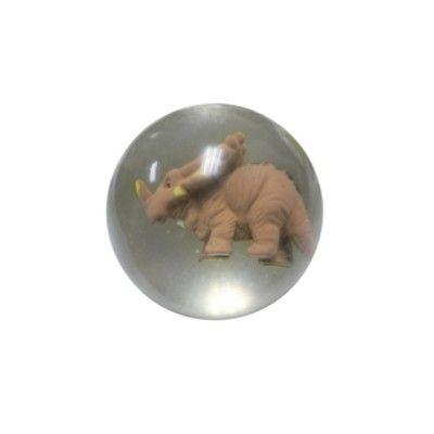 Studsboll - Dinosaurie - Triceratops