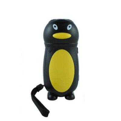 Ficklampa dynamo - pingvin