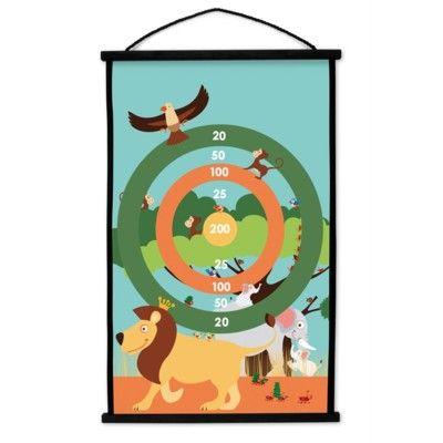 Spel - Start to Dart - darttavla - Safari - Scratch