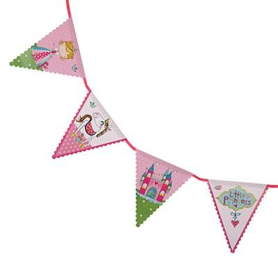 Flaggirlang - Birthday Princess