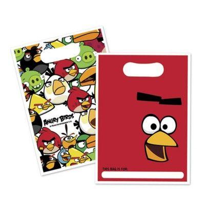 Godispåsar - Angry birds