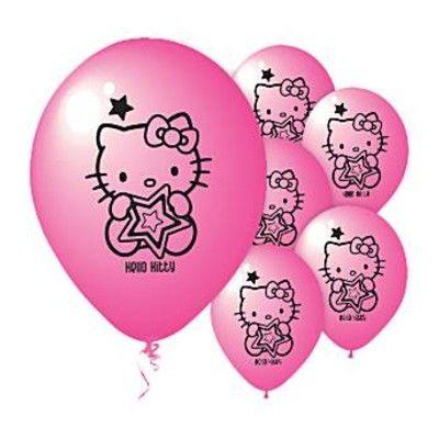 Ballonger - Hello Kitty - 10 st