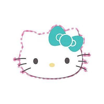 Inbjudningskort - Hello Kitty party - 6 st