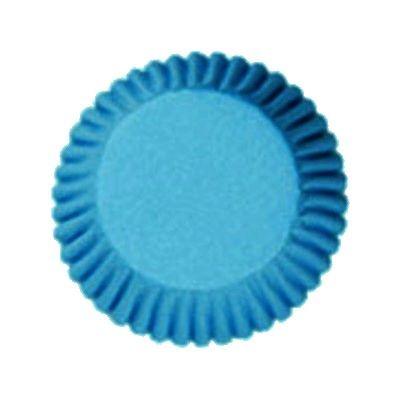 Muffinsformar - turkos - 50 st