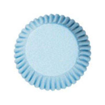 Muffinsformar - blå - 50 st