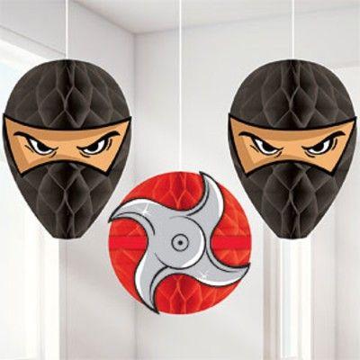 Honeycombs - ninja