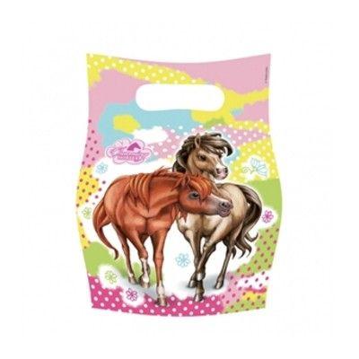 Godispåsar - hästar - 6 st