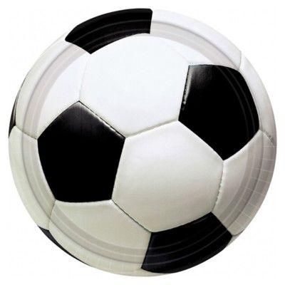 Kalastallrikar - fotboll - 8 st