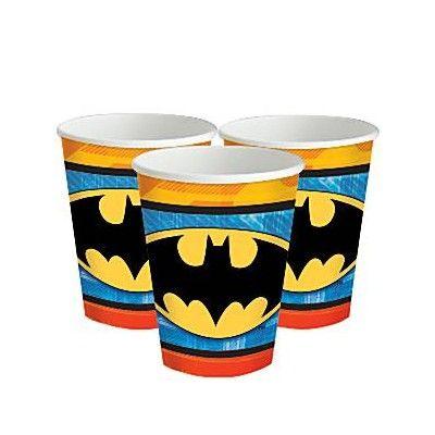 Kalasmuggar - Batman - 8 st