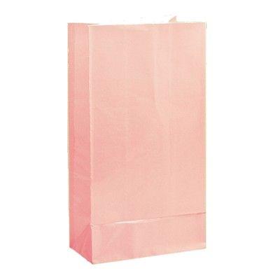Godispåsar - rosa - 12 st