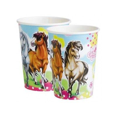 Kalasmuggar - hästar - 8 st