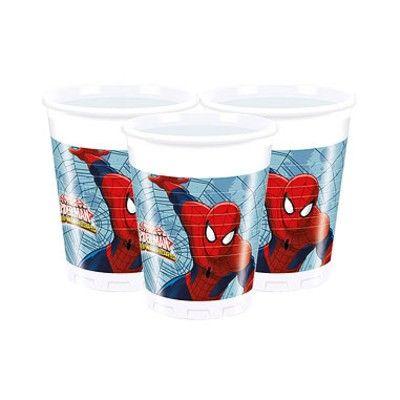 Kalasmuggar - Spiderman - 8 st