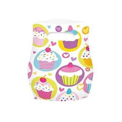 Godispåsar - cupcakes - 6 st