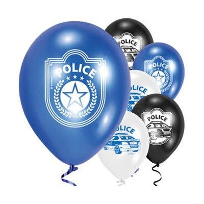 Ballonger - police - 6 st