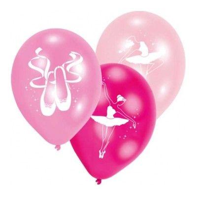 Ballonger - ballerina - 6 st