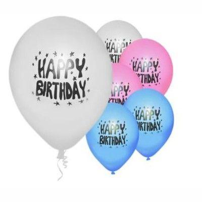 Ballonger - happy birthday - multi