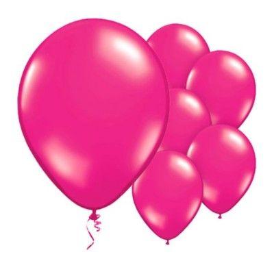 Ballonger - cerise - 10 st