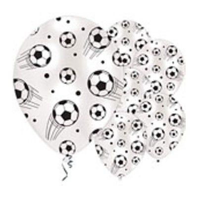 Ballonger - fotboll - 6 st