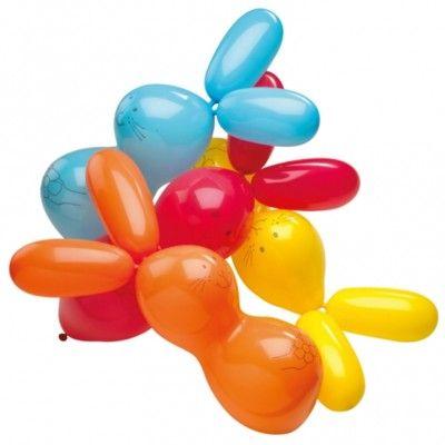 Ballonger - kaniner - 4 st
