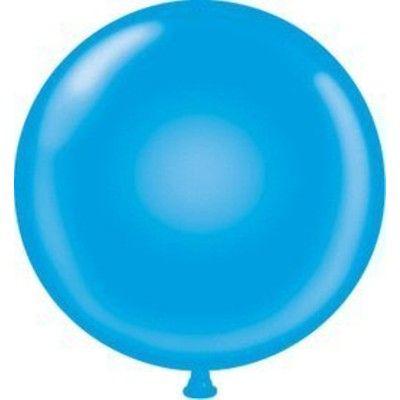 Ballong - megastor - blandade färger - 1 st