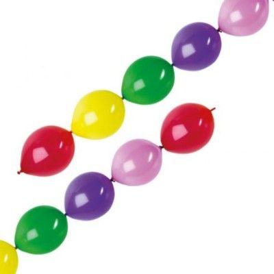 Ballonger - girlang - 10 st