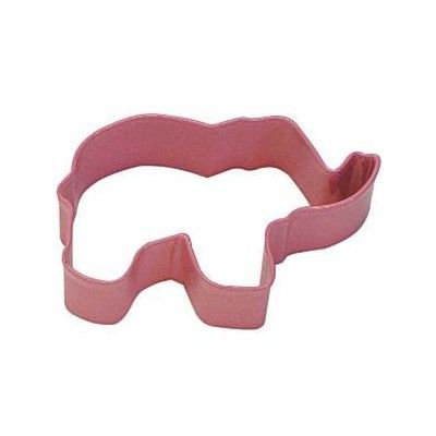 Kakform - elefant - rosa