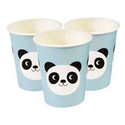 Kalasmuggar - Miko The Panda - 8 st