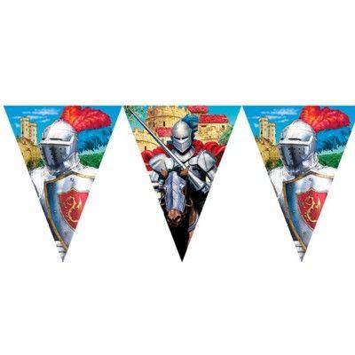 Flaggirlang/vimpel - riddare