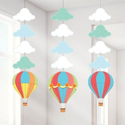 Girlang - luftballonger
