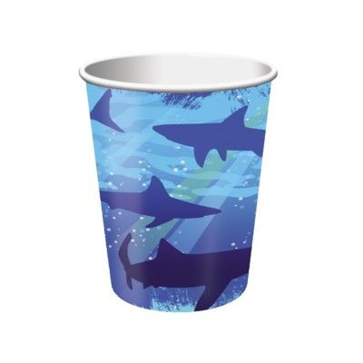 Kalasmuggar - Shark splash - 8 st